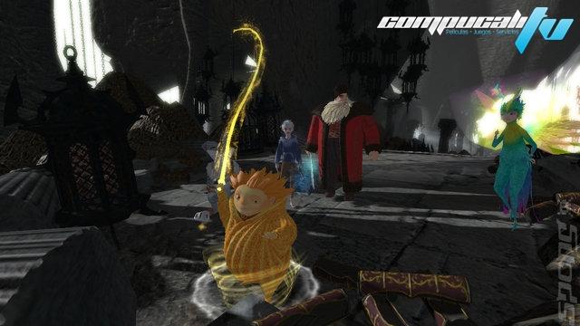 Rise of the Guardians Xbox 360 Región Free Juego 2012