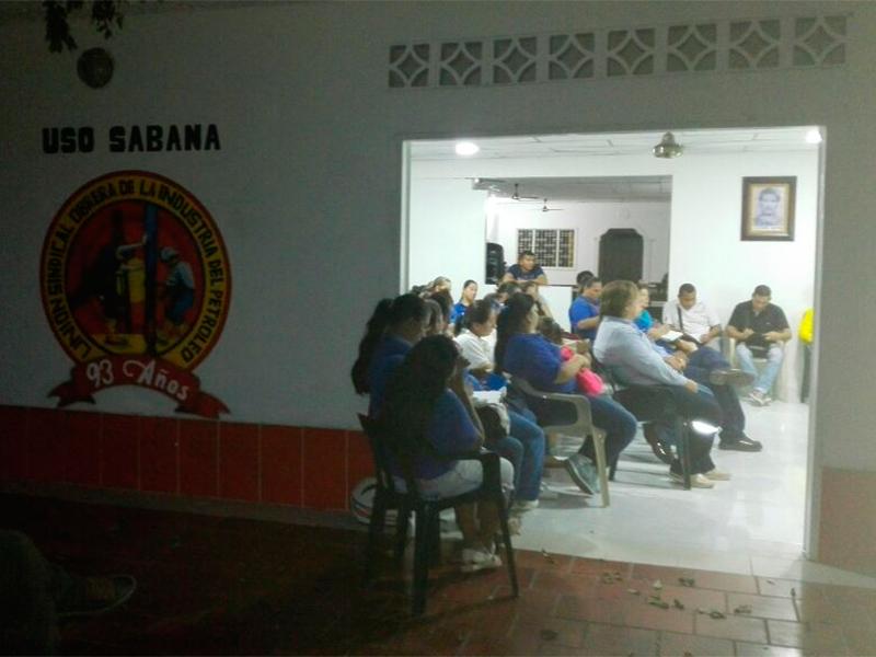 Acompañamiento de la USO permitió acuerdo y fin de bloqueo en Sabana de Torres