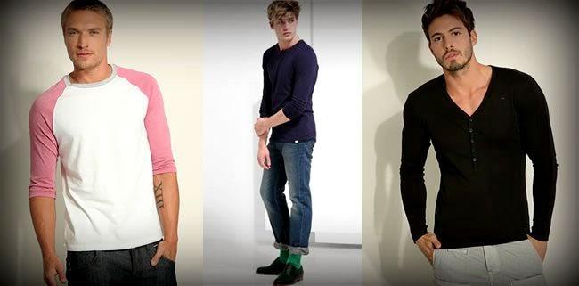 Basic Full-sleeved T-shirts