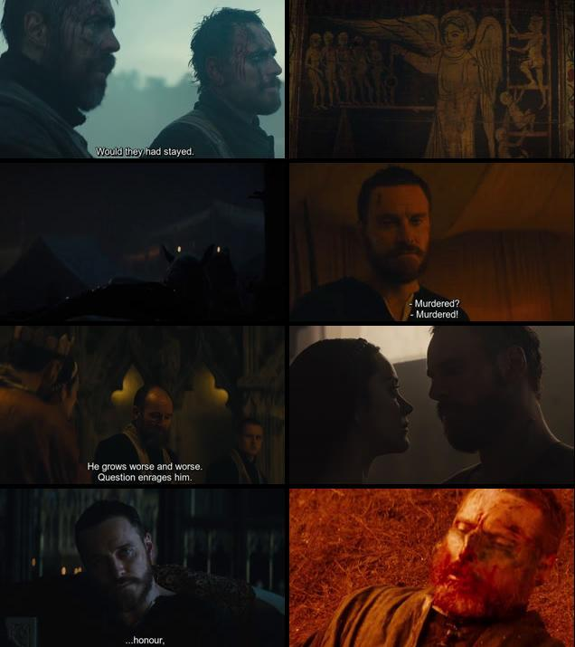 Macbeth 2015 English 480p BRRip 300mb ESubs