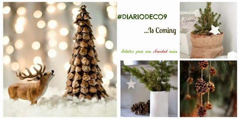 #DiarioDeco9: Una Navidad Única