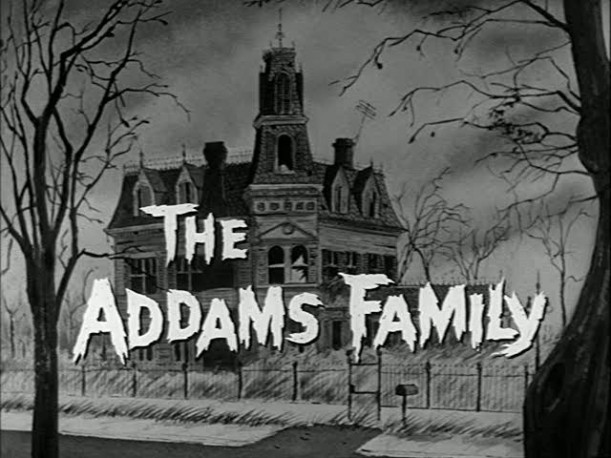 Charles addams family for that