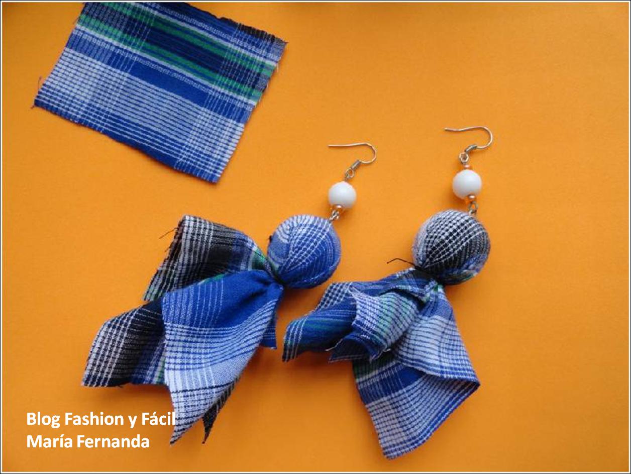 Fashion y f cil c mo actualizar un collar forrar - Como forrar muebles con tela paso a paso ...