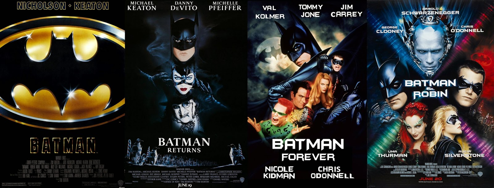 the originality and art of tim burton in batman a 1989 movie And batman is the movie, the all-out spectacular directed by tim burton, set to songs by prince and a music score by danny elfman, and an academy awardo winner for best art direction/set the creative vision of the dark knight is presented in only a way tim burton could do it batman is a.