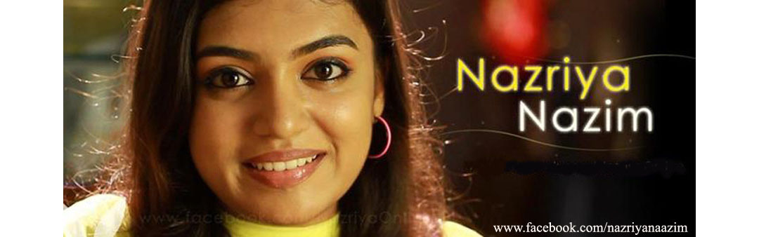 Official Website Of Malayalam Movie Actress Nazriya Nazim !!!