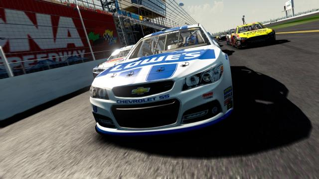 Download Nascar 14 PC Free Full Version screenshots1