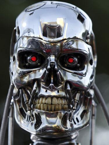 Baixar jogos para celular de tiro Exterminador do Futuro
