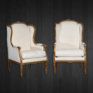 Sofa Tamu French Style