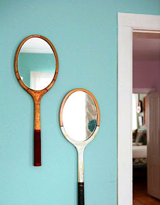Creative and Functional Reuses of Tennis Rackets (9) 8