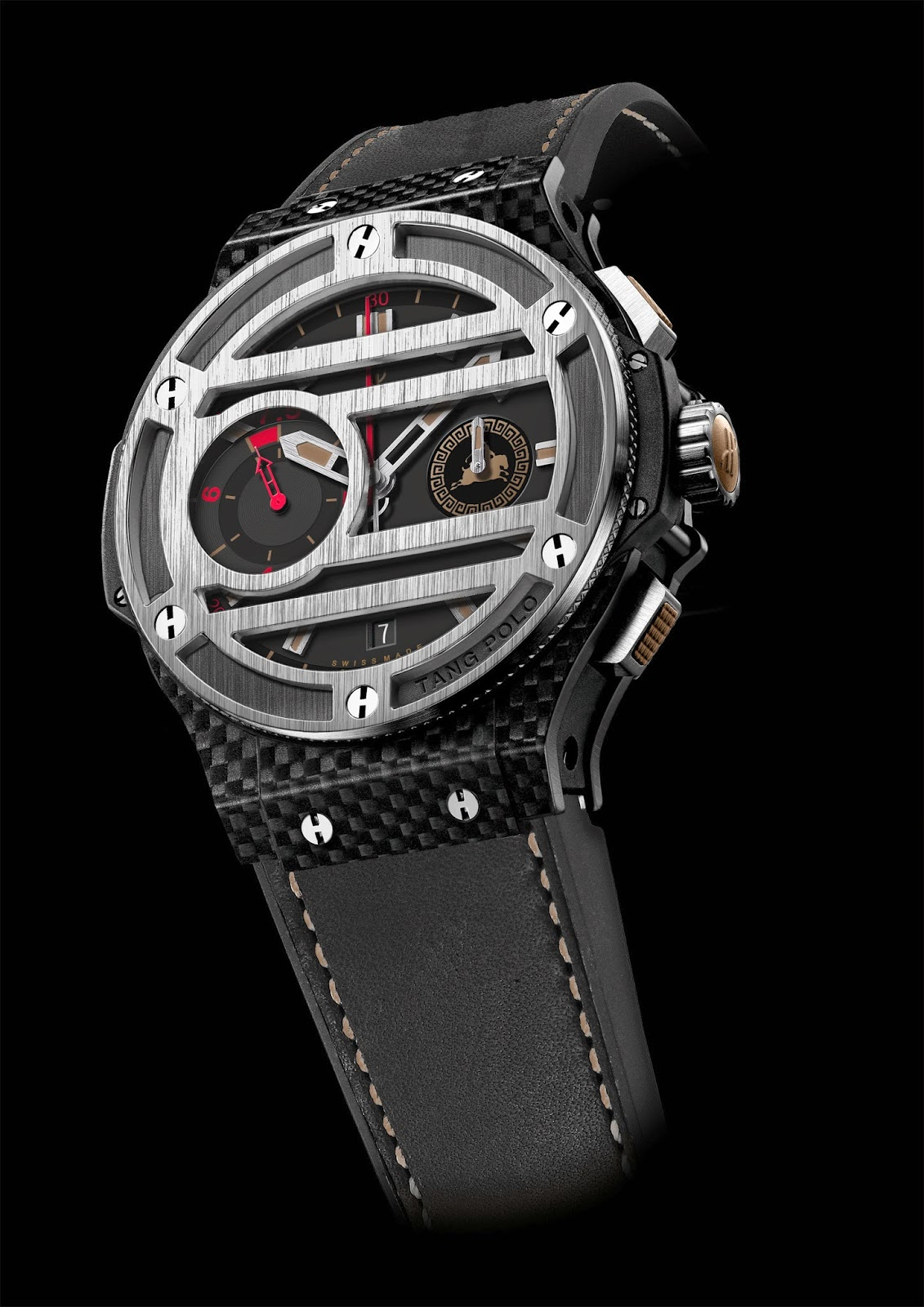 Hublot ggg limited edition