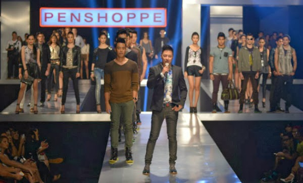 PENSHOPPE & MAGNUM For Philippine Fashion Week Holiday 2013 | SONY Cybershot DSC-W320 | Armando Caruso | OXYGEN | LEE | Georgina Wilson