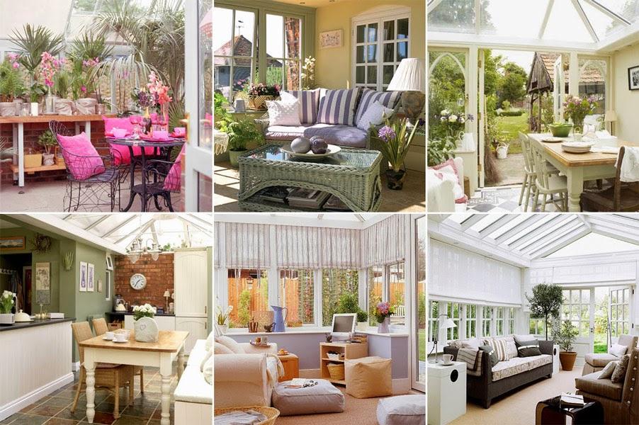 Home interior design conservatories for Conservatory interior designs