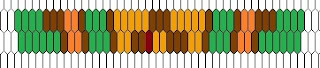 INKLE WEAVING PATTERN