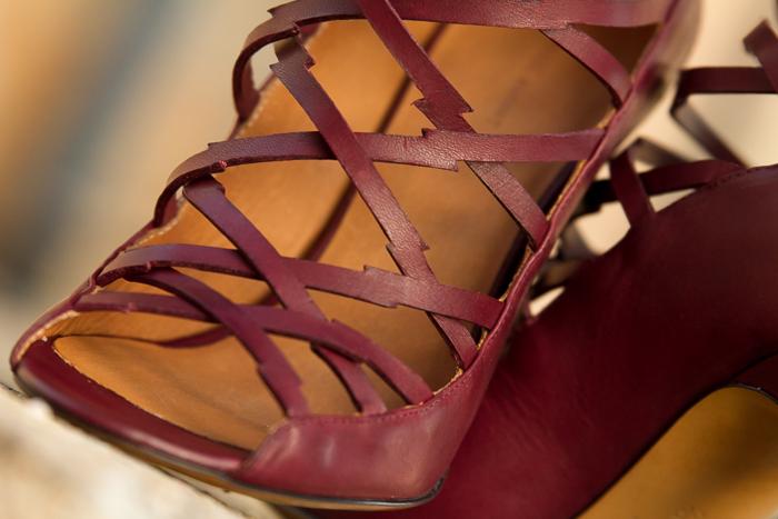 Zapatos de diseñador de calidad