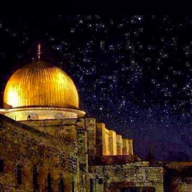 Keindahan Pemandangan Bumi Palestin Yang Sebenarnya