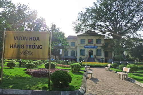 Vuon Hoa Hang Trong, Hanoi, Vietnam