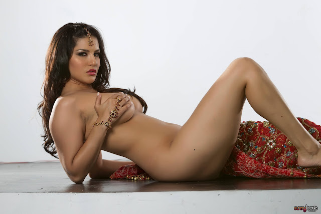 Indian Model Sunny Leone