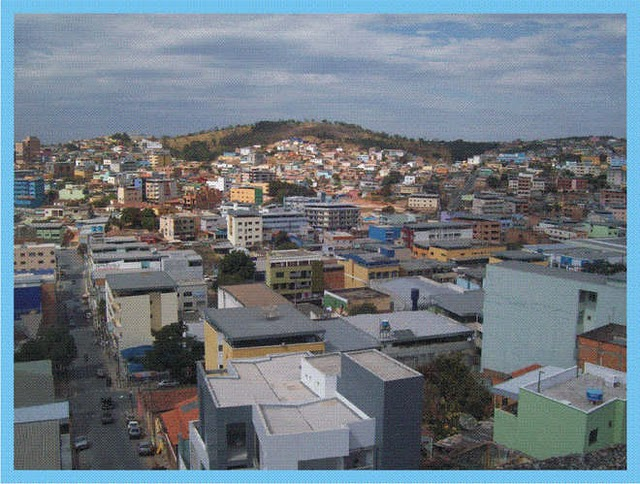 Vista Parcial Centro de Nova Serrana