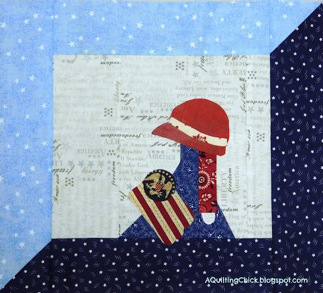 Americana - Betsy Sue Ross Blue