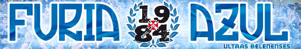 Ultras Furia Azul 1984