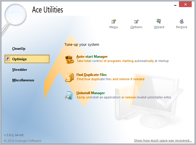 Ace Utilities 5.8.0 Final