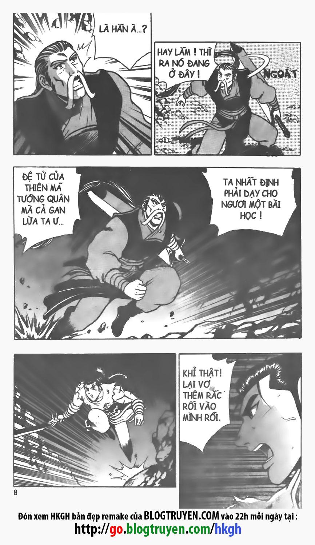 Hiệp Khách Giang Hồ chap 103 page 8 - IZTruyenTranh.com