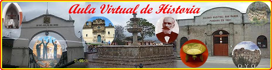 Aula Virtual de Historia.