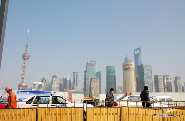 Shanghai Skyline 2011