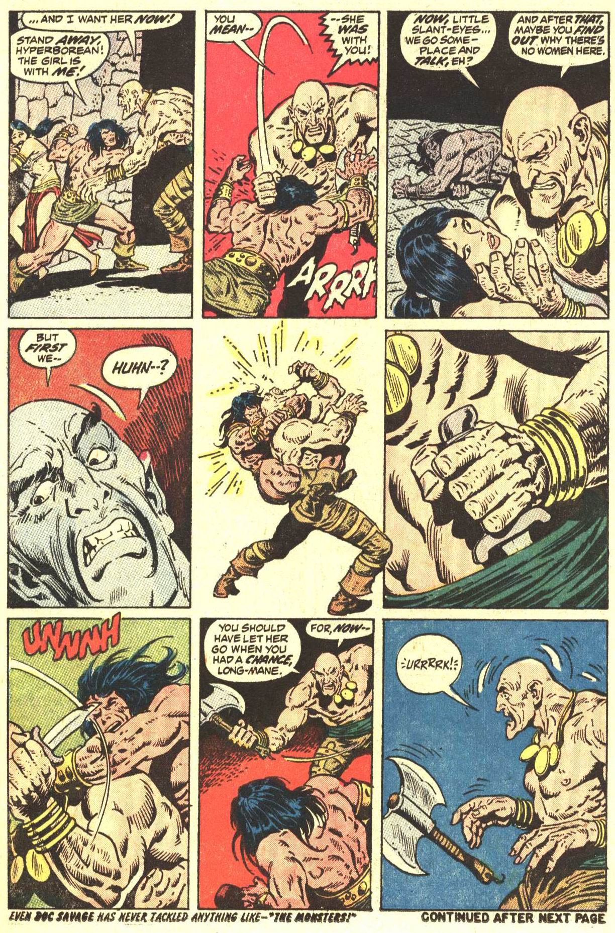 Conan the Barbarian (1970) Issue #27 #39 - English 10