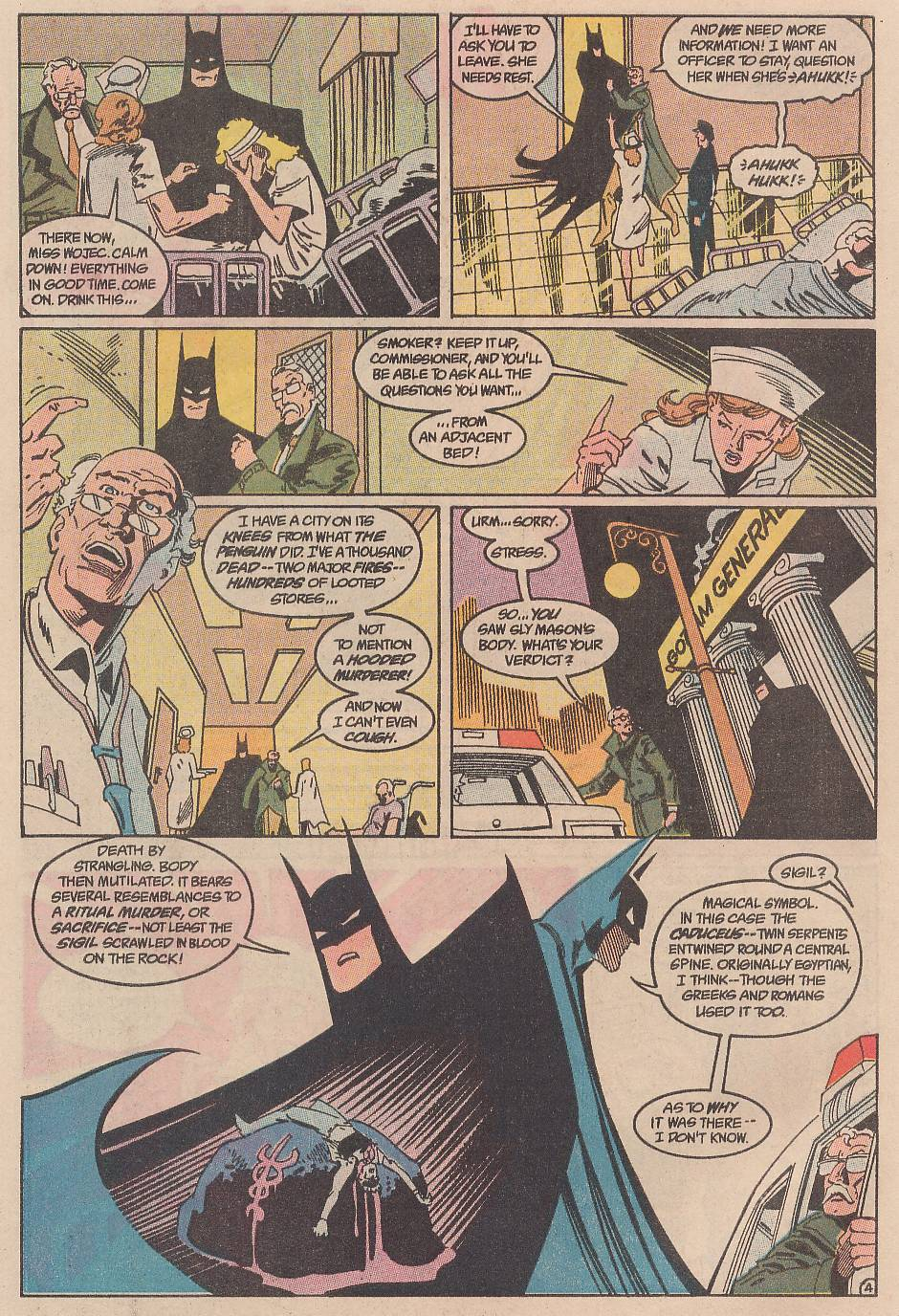 Detective Comics (1937) Issue #616 Page 5