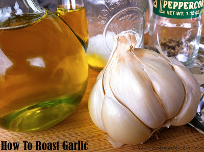 How to Raoast Garlic
