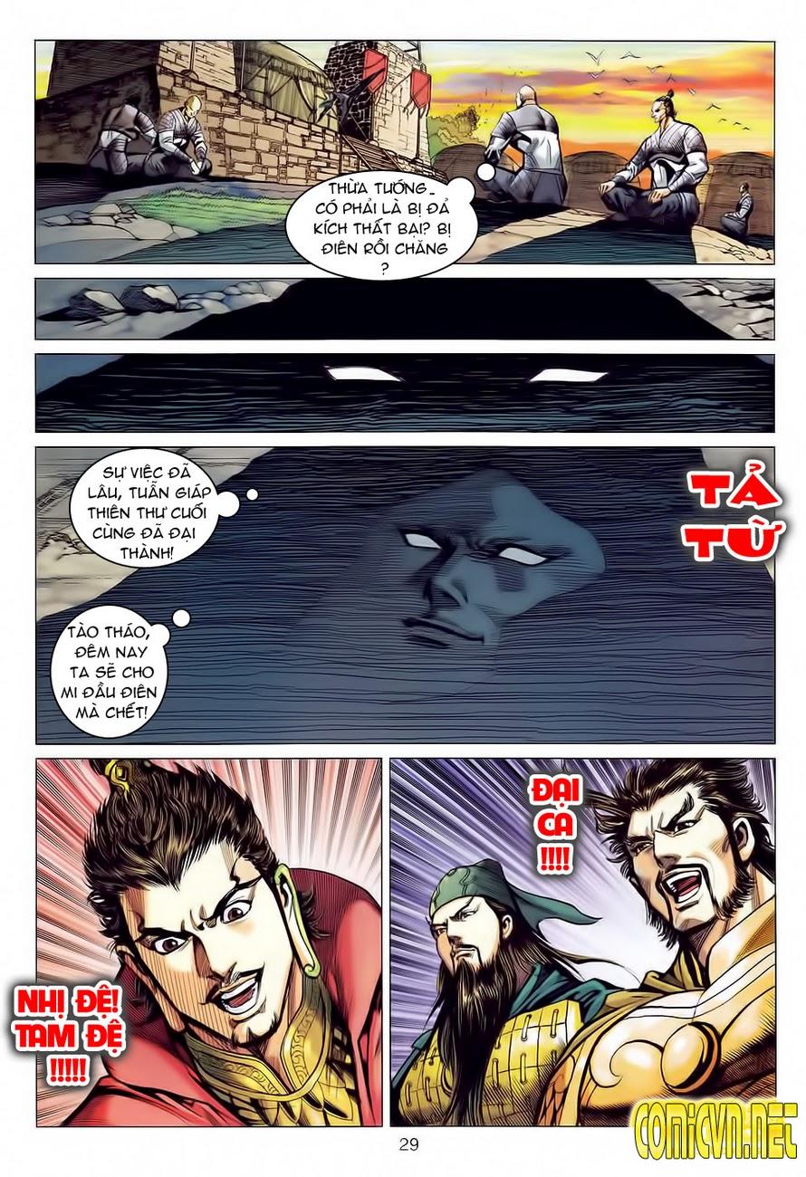 Thiên Tử Truyền Kỳ 7 - Tam Quốc Kiêu Hoàng: Chapter 52