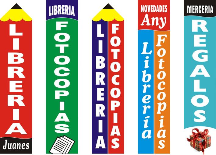 Imes carteles carteles para librer as fotocopiadoras - Imagenes de librerias ...