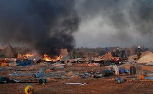 Informe Sahara Thawra sobre Gdeim Izik