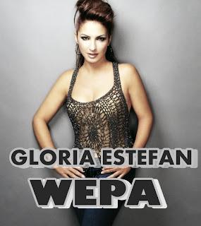 letra gloria estefan fotografia: