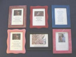 Personalized picture frames 1