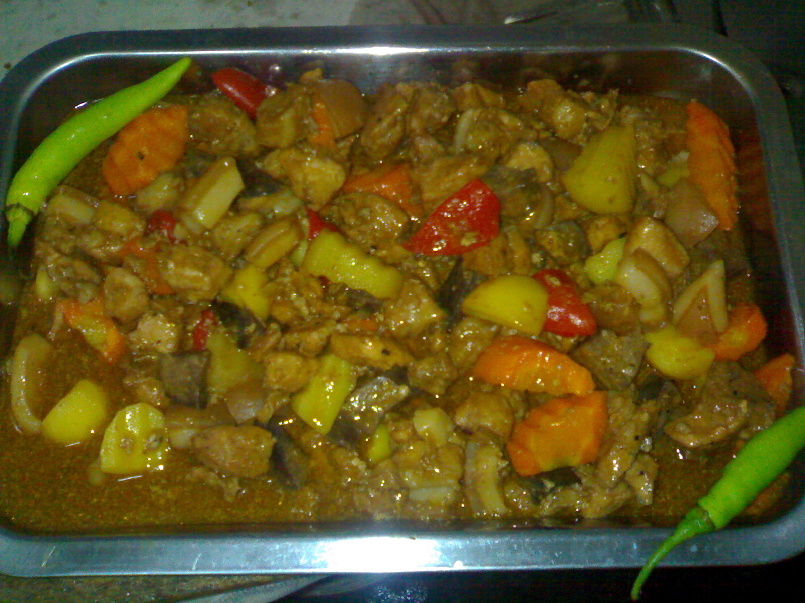 how to cook beef afritada