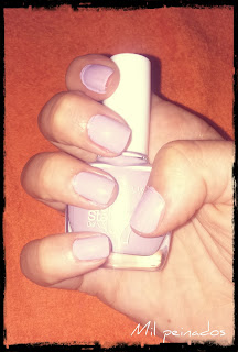 manicura,torno,abuela,lila,rosa,pastel,uñas,nail,maybeline,gel,shine, milpeinados,