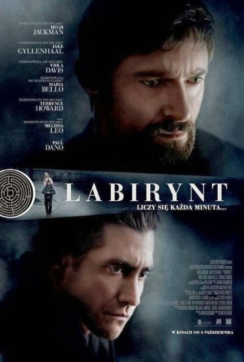 Filmy które warto obejrzeć, labirynt, prisoners, blog, film