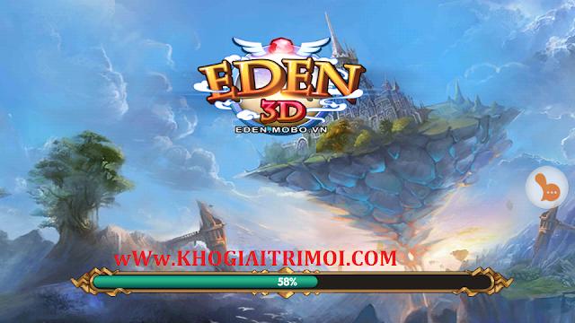 Sự kiện Tích Luỹ Nạp Cuối Tuần trong game Eden 3D