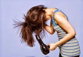 pengering rambut yang sesuai