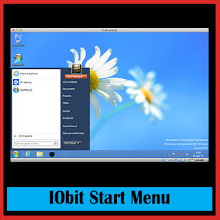 IObit Start Menu 8-Free Windows 8 Start Menu