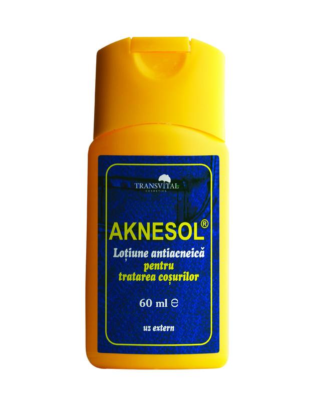 Aknesol - lotiune antiacneica (uz extern)