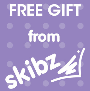 free gift from Skibz