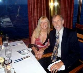 Pat Dunlap Wayne on Cruise