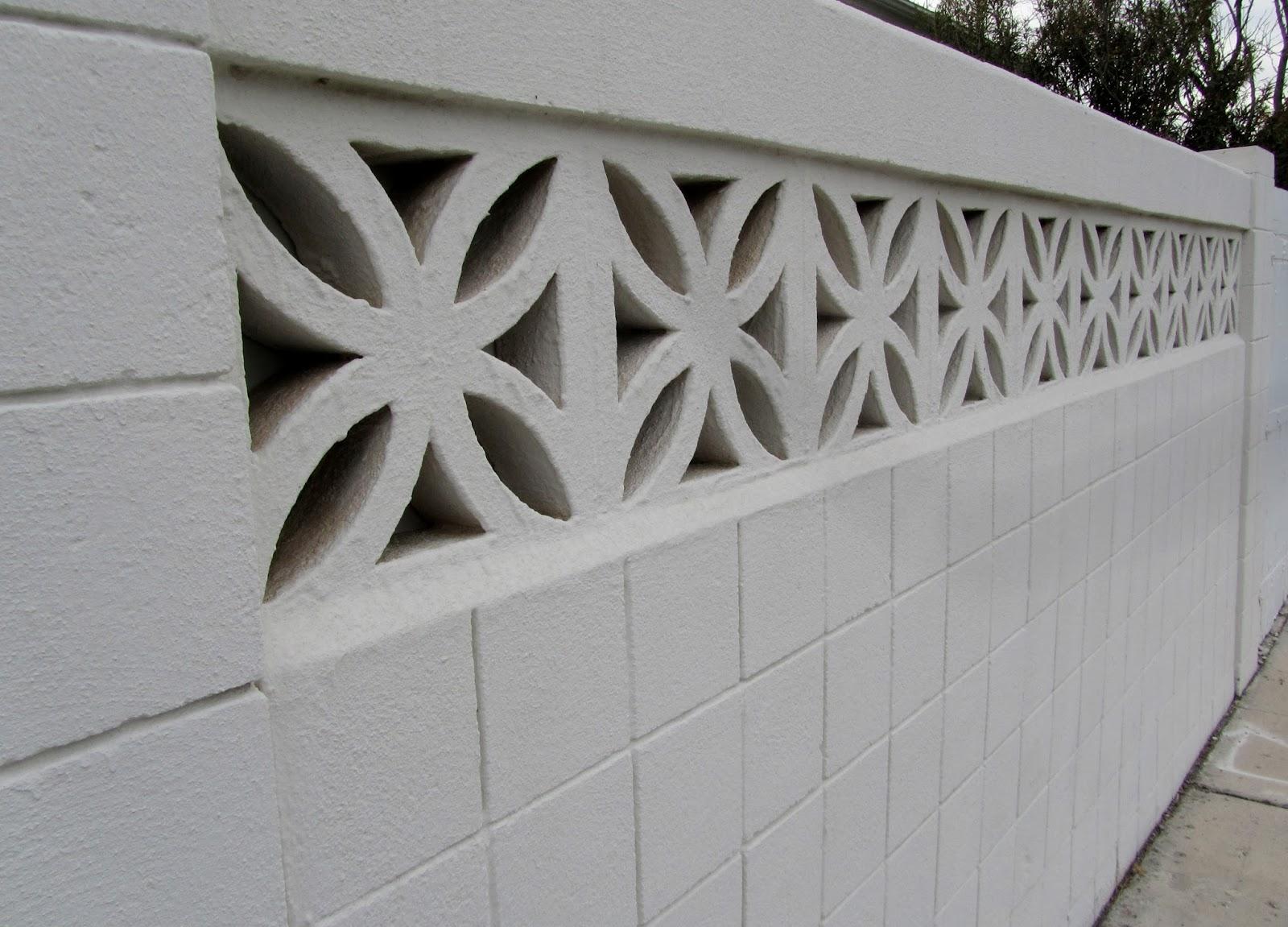 Decorative concrete block phoenix images - Decorating concrete walls ...