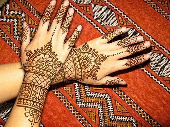 Mehndi Design For Bridal Collection : Mehndi designs for bridal summer and winter fashion collection