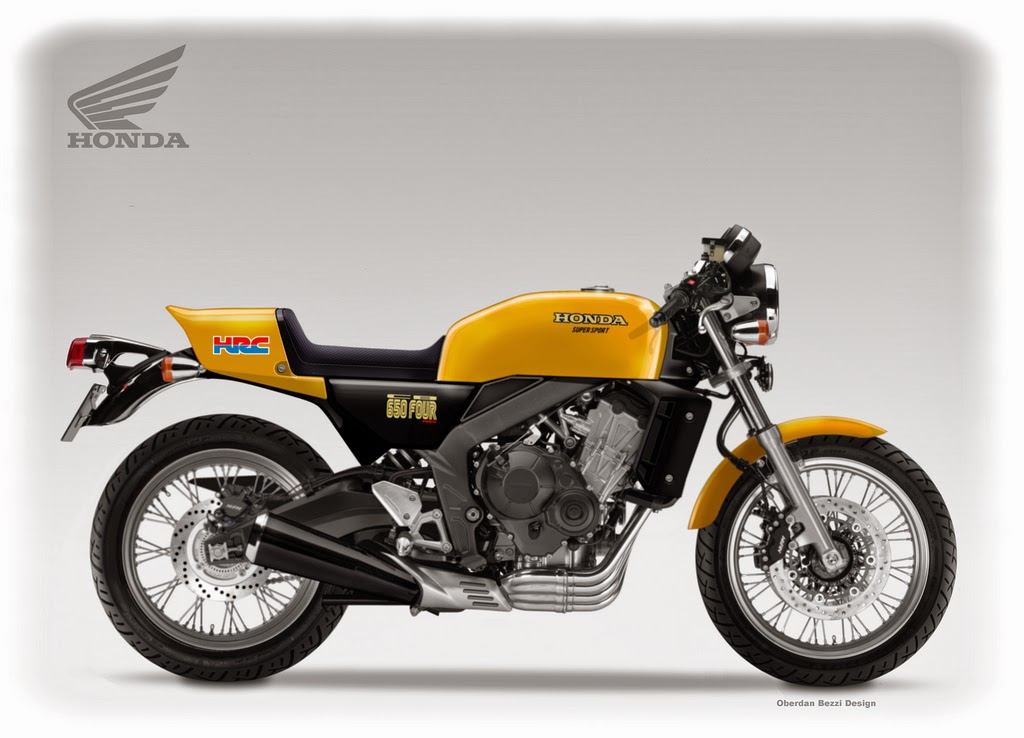 motosketches honda cb 650 four ss kit hrc vallelunga. Black Bedroom Furniture Sets. Home Design Ideas
