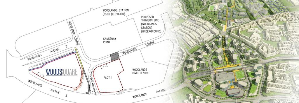 Woodlands Regional Centre Master Plan