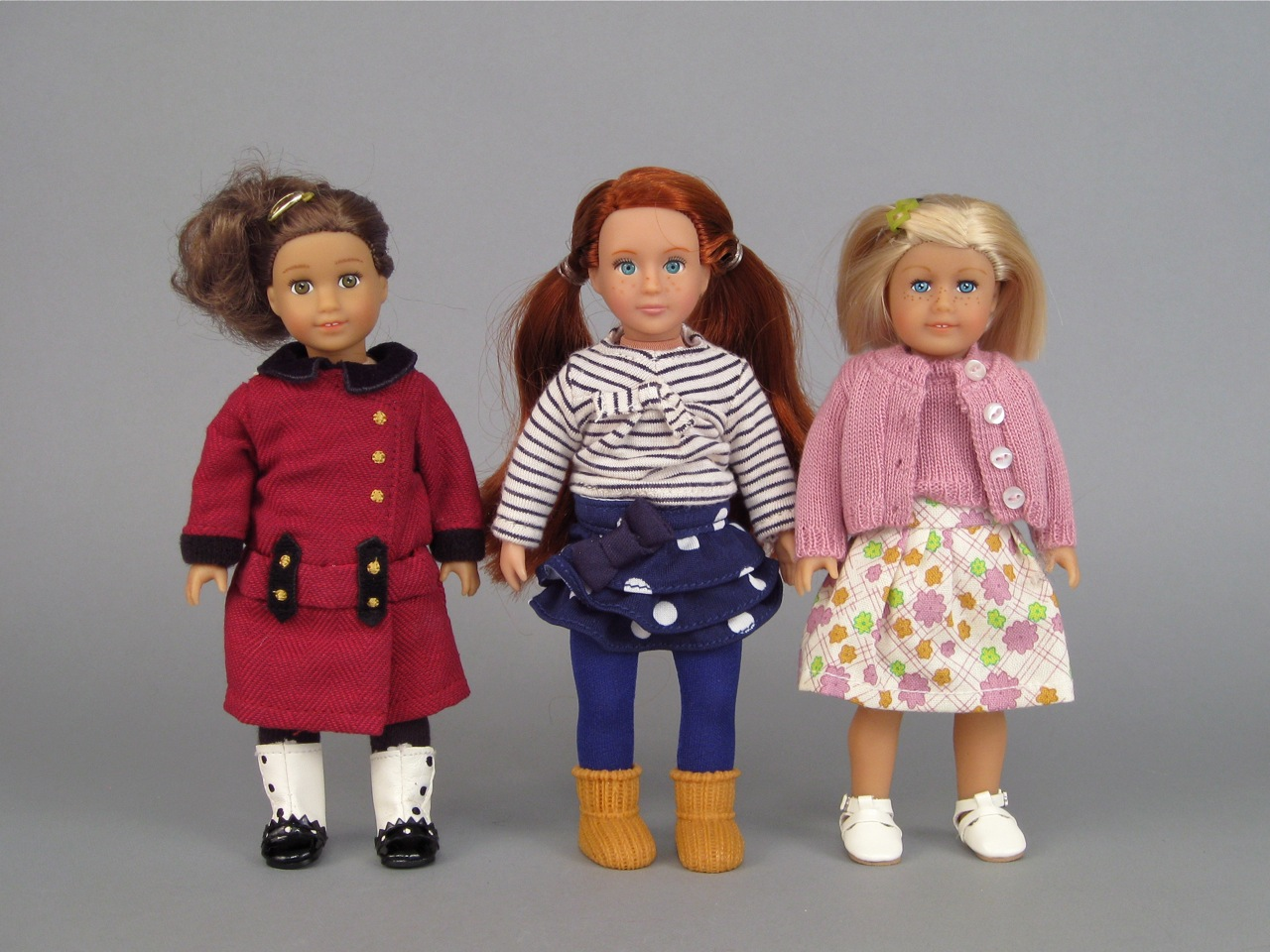 Our Generation and American Girl minis